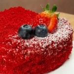 Мини торт КРАСНЫЙ БАРХАТ