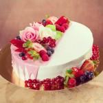 Юбилейные торты
