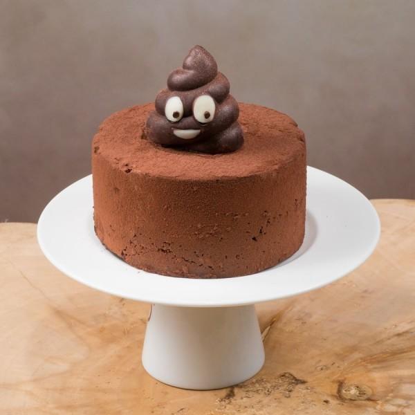 Мини-торт шоколадный Сладкая месть