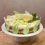 Торт Чайный Матча с лимоном