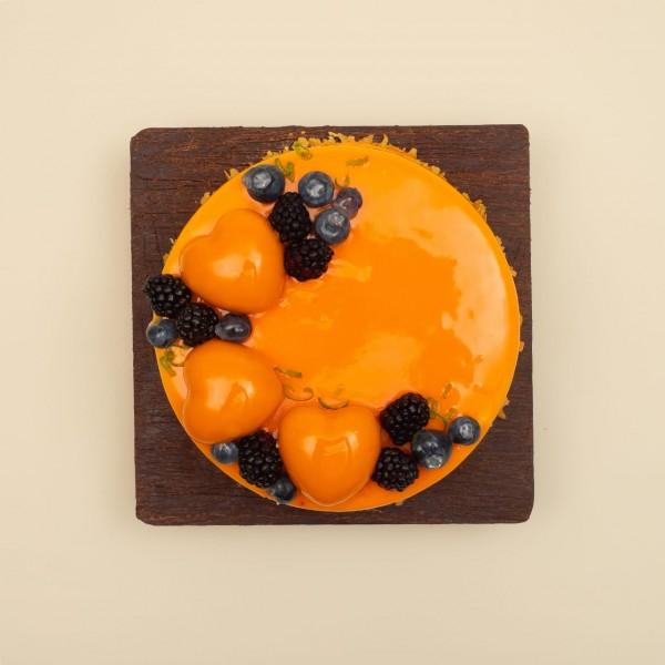 Торт Love mango