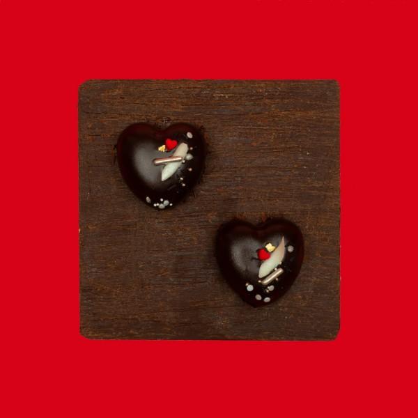 Пирожные Шоколадная любовь