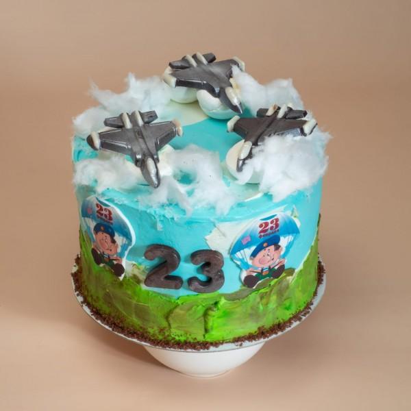 Торт Самолёты