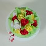 Торт праздничный 8 МАРТА