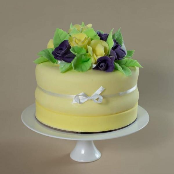 Торт праздничный БУКЕТ