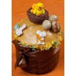 Пасхальные торты и куличи