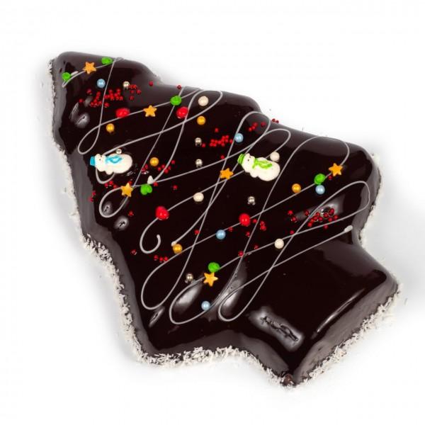 Торт новогодний ЁЛКА